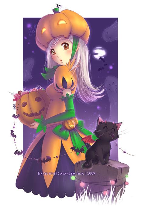 Halloween~ by VaLerka-Ru