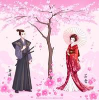 Sakura by VaLerka-Ru