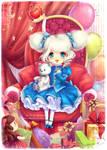 Happy Birthday little princess by VaLerka-Ru