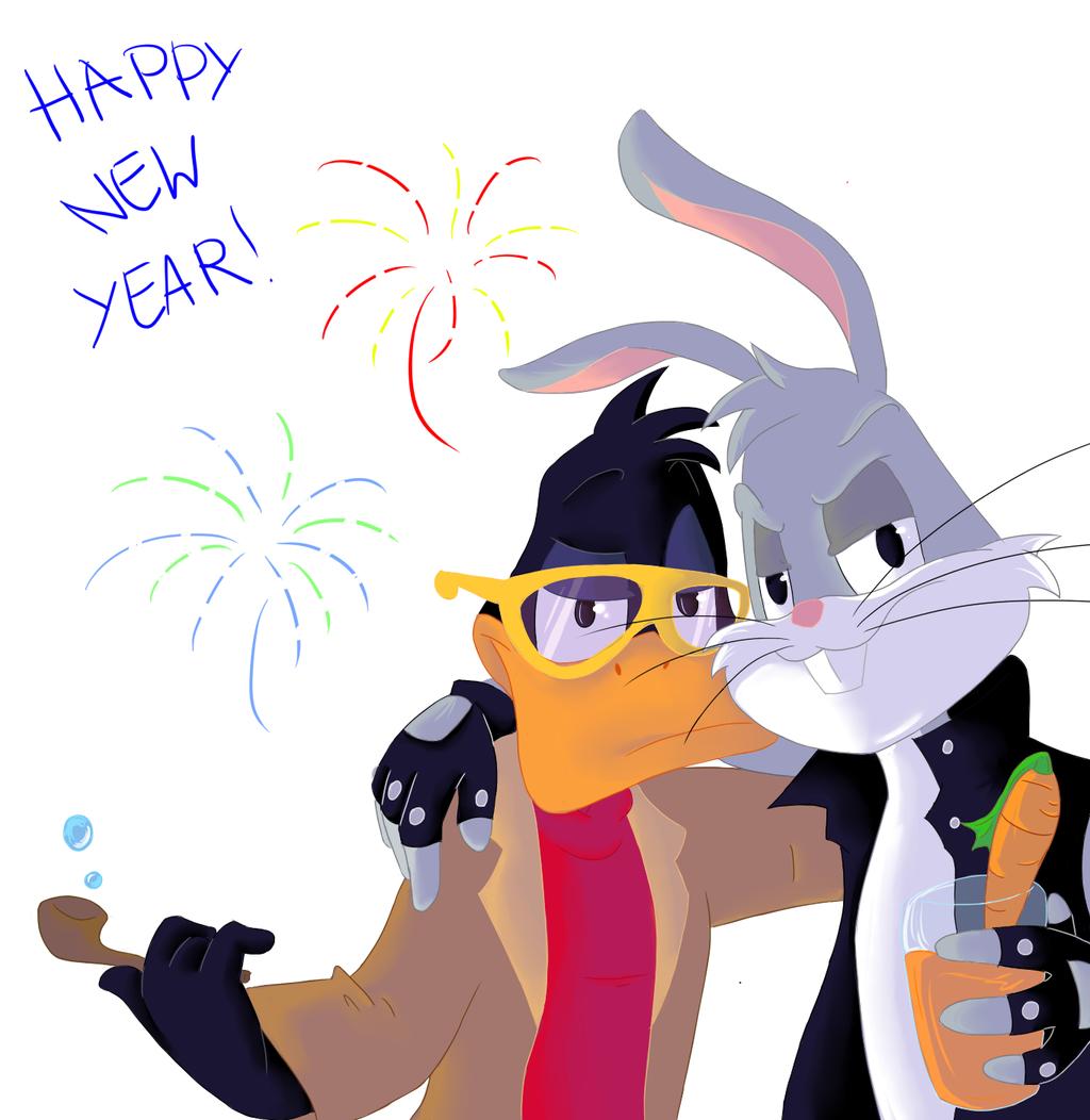 Happy New Year! by natsuoxx