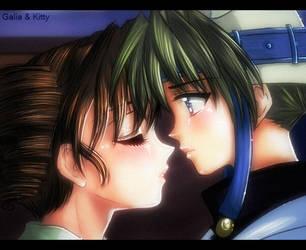 Redraw Screenshot: Hold me tight... by kgfantasy