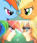 Redraw: My Little Pony