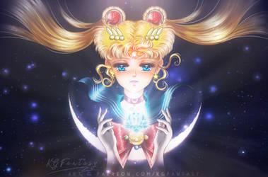 Sailor Moon Crystal by kgfantasy