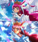 Commission Redraw: Miyuki Hoshizora