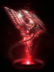 Commission: Sailor Seraphim