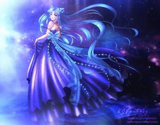 Commission: Princess Shimmer