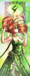 Sailor Royalty: Princess Jupiter by kgfantasy