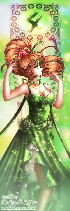 Sailor Royalty: Princess Jupiter