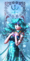 Sailor Royalty: Princess Neptune