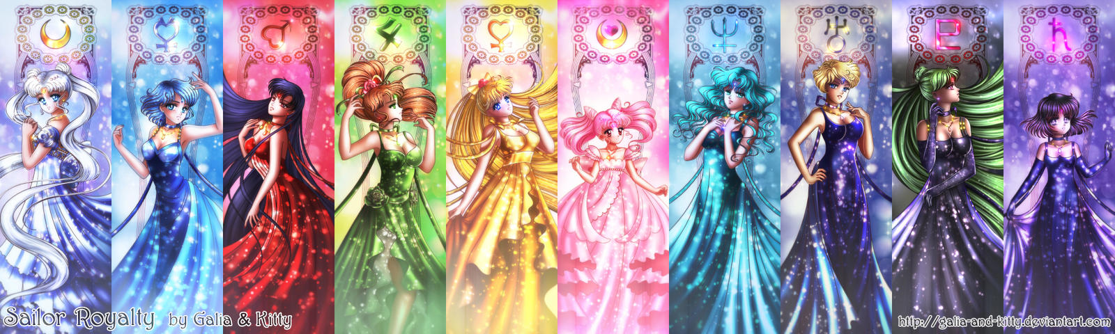 Sailor Royalty (Full Size download available)