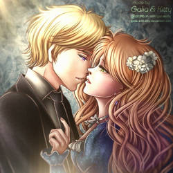 Request: Tristan and Lili by kgfantasy