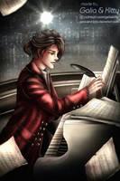 Mozart (Kyuhyun) by kgfantasy