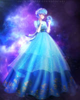 Mercury Princess of Chosun by kgfantasy