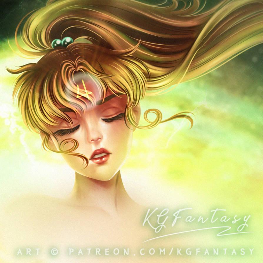 Jupiter Goddess (SFW+NSFW) by kgfantasy
