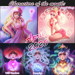 April 2020 Content on Gumroad