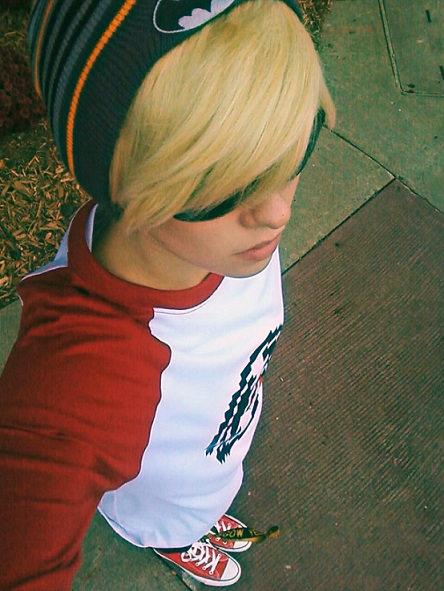 Homestuck - Casual Dave Cosplay by ithili3n ...