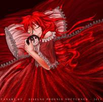 Scarlet Dreamer by AiselnePN