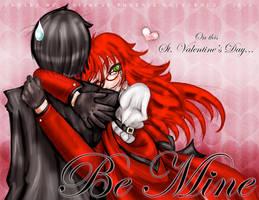 Be Mine by AiselnePN