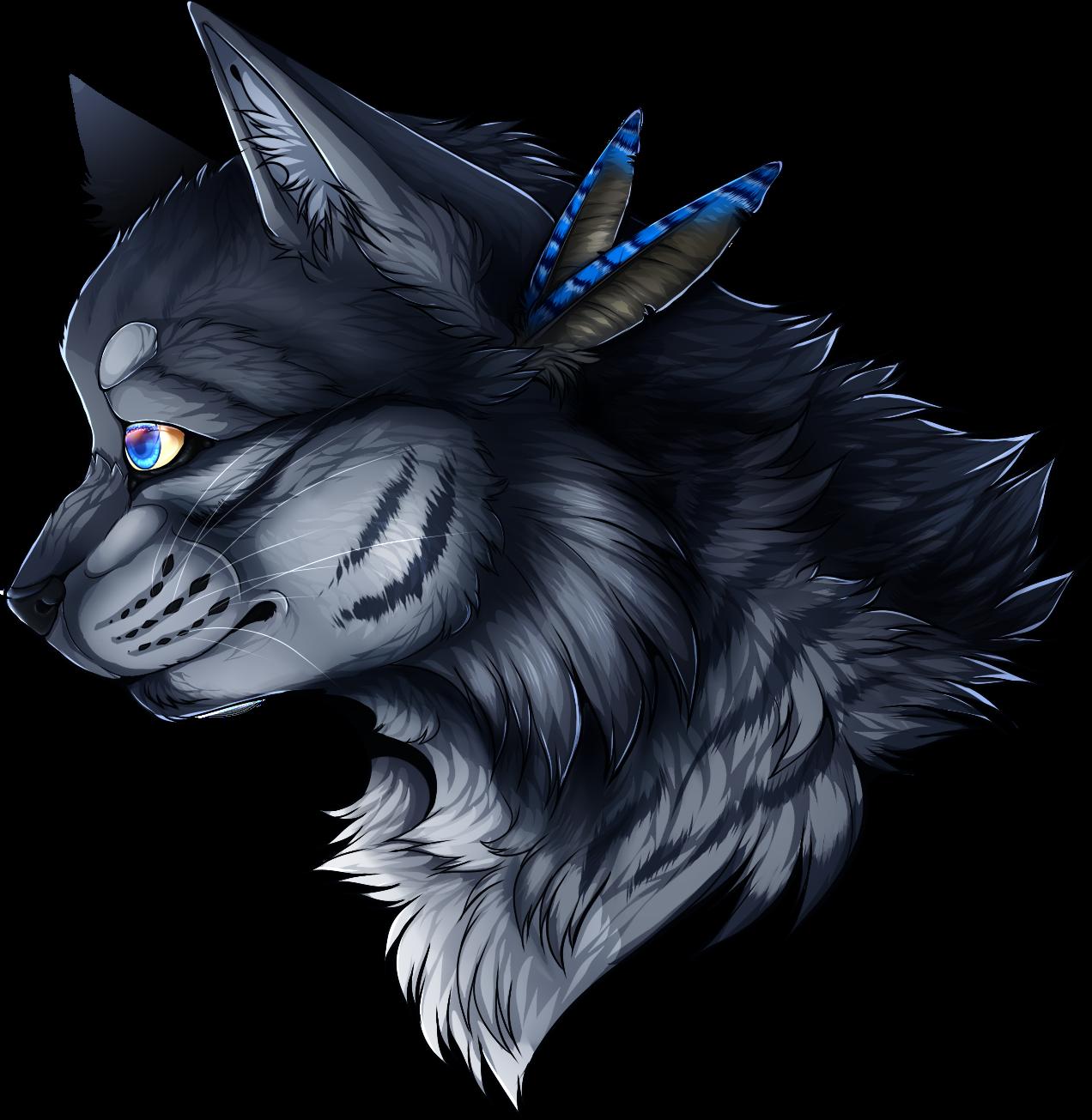 Warriors Erin Hunter Wallpaper: [Warrior Cats] Jayfeather By NeCroven On DeviantArt