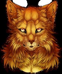 [Warrior Cats] Lionblaze by NeCroven