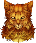 [Warrior Cats] Lionblaze