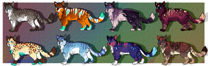 Adoptable Batcheded