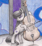 Octavia Sketch (Colored)
