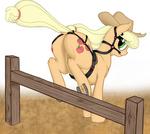 Apple Pony Colored