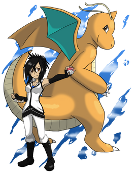 Gift: Neo and Dragonite