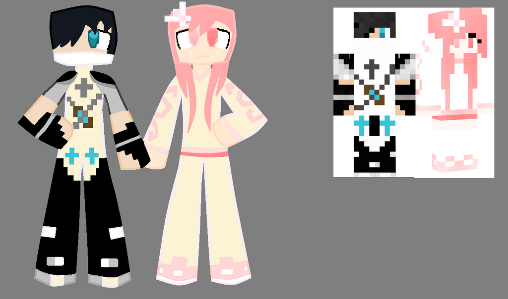 Moldes Para Robotype: Minecraft Diaries Aphmau Garroth Laurence Aaron Zane
