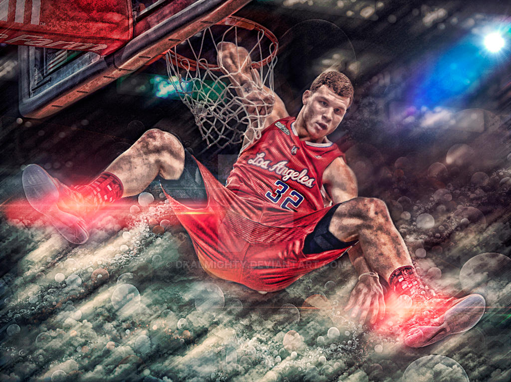 Blake Griffin Wallpaper by dkalmighty ...