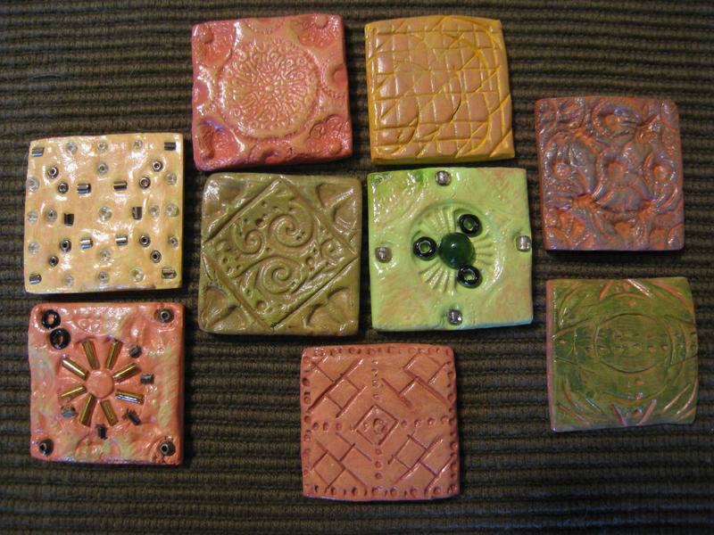 Gnome Garden Tiles by AyameKrislock