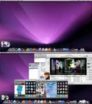 March Desktop: Mac Theme 2.0.2