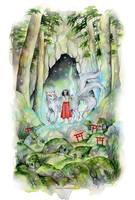 Ookami by Manuela-M