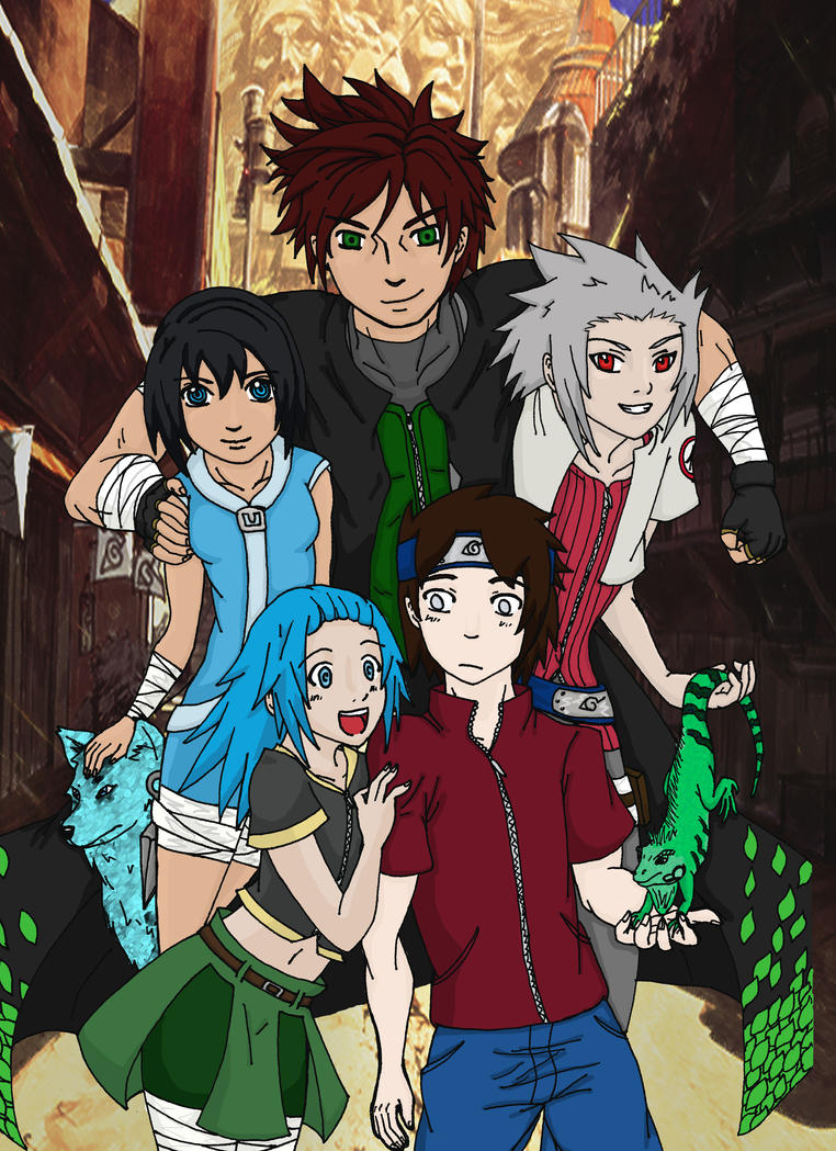 Image Result For Old Naruto Team