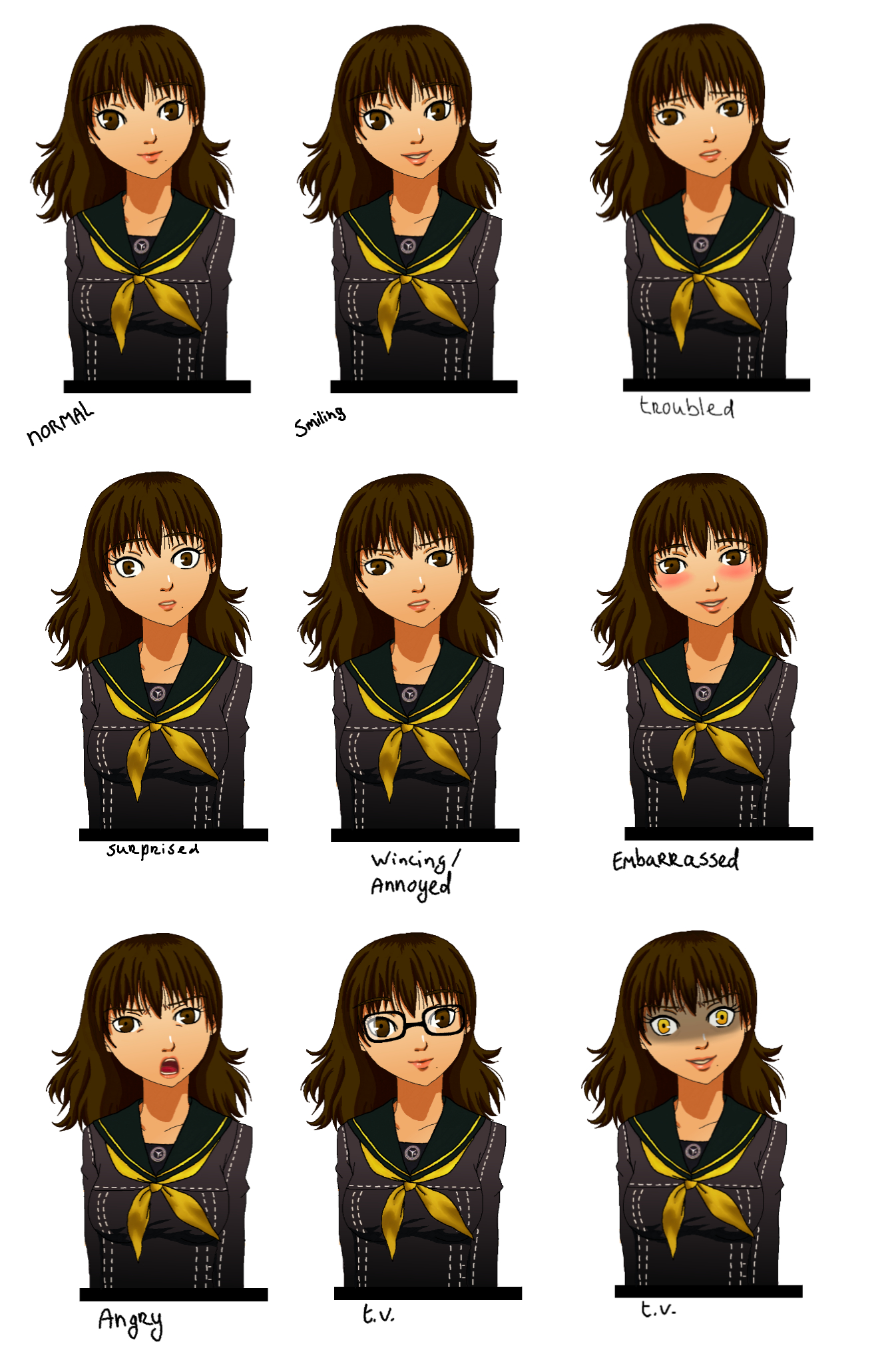 how to make a persona oc