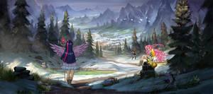 MLP Fantasy journey by Erim-Kawamori