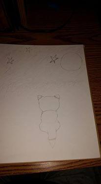 Rough Draft of Mangetsu Kitsune