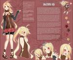 Kai Character Sheet