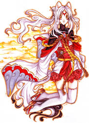 Mystic by Kuurin