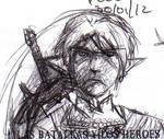 link doodle5 by MokaTorota