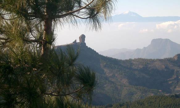 Nublo + Teide