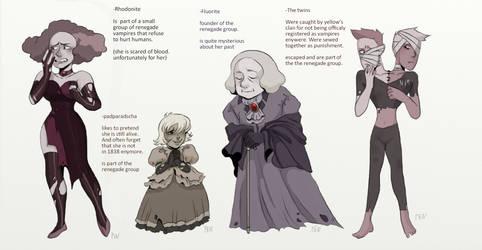 vampire off colors