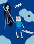 :AT: FinnxMarceline