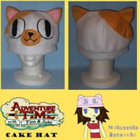 Cake Hat by MiharutheKunoichi