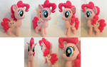 :MLP: Pinkie Pie Plush (for sale)