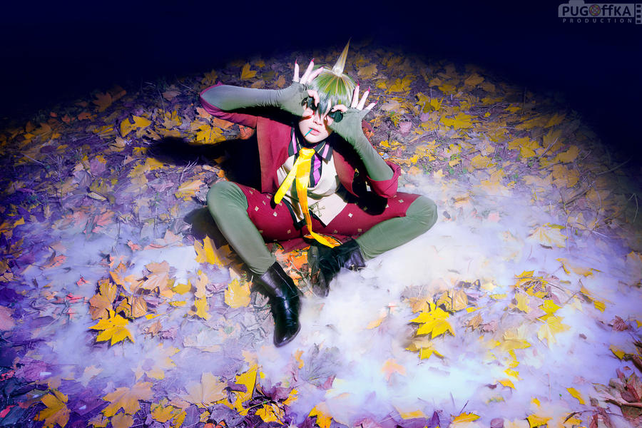 Ao no Exorcist - Amaimon by Pugoffka-sama