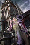 Milka Fortuna - Trinity Blood