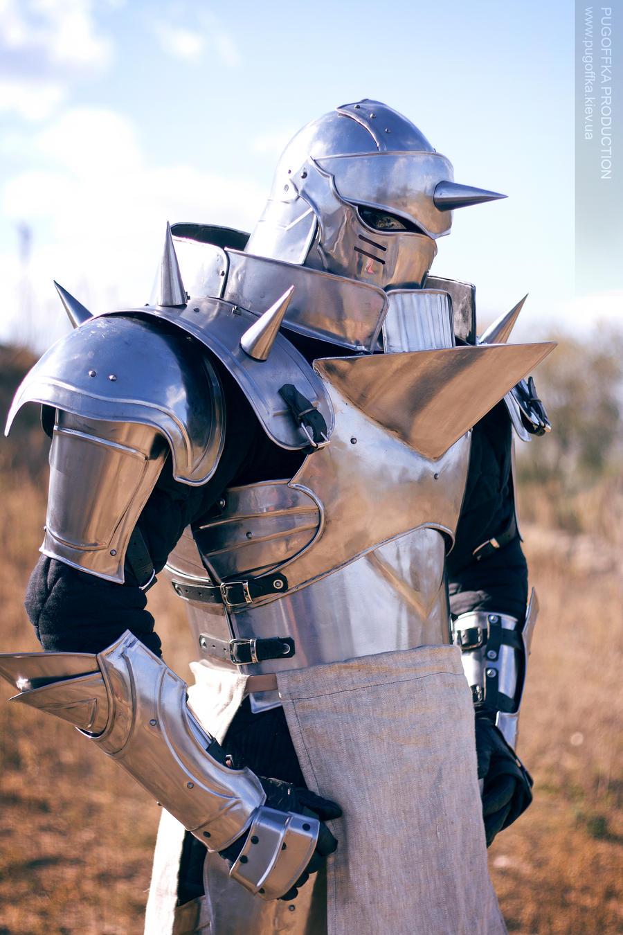 Alphonse Elric - Fullmetal Alchemists by Pugoffka-sama