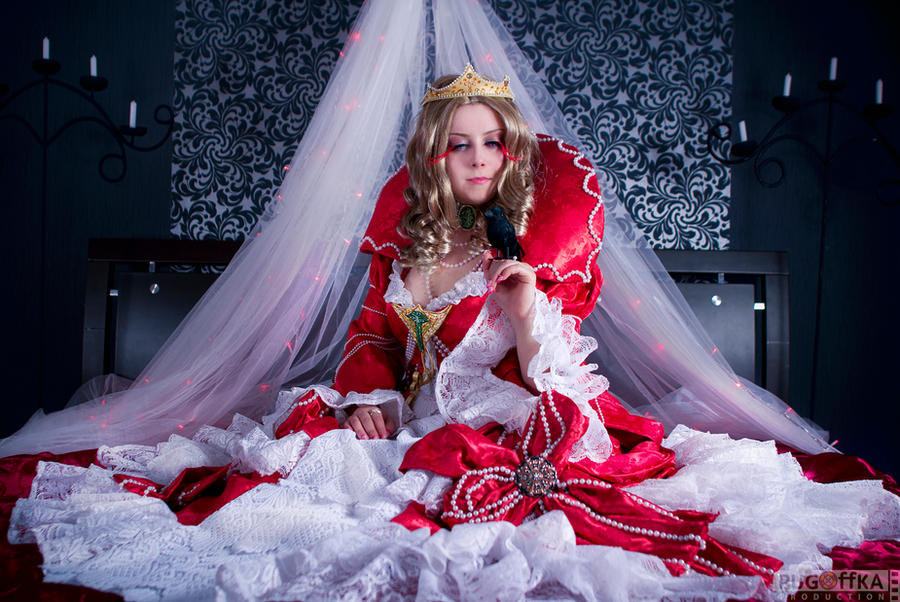 Aion - Princess Karemiwen by Pugoffka-sama
